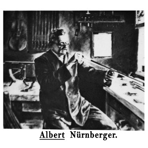 "Albert Nurnberger Stanhope for ""Picture Bow"""