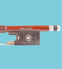 Carl Süss* Violin Bow